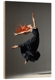 Madera  Dancer with red hair