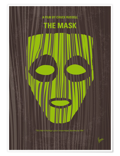 Póster The Mask