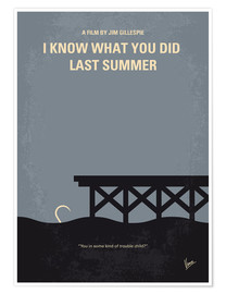 Póster I Know What You Did Last Summer