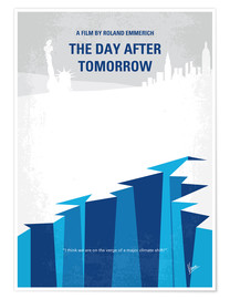 Póster The Day After Tomorrow