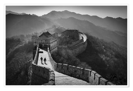 Póster  The great wall - Denis Feiner