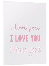 Forex  I love you - Te amo, pastel - Finlay and Noa