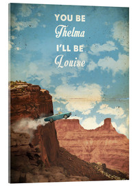 Metacrilato  Thelma y Louise - 2ToastDesign