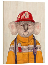 Madera  Koala Firefighter - Animal Crew