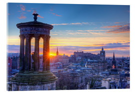 Metacrilato  Scotland Edinburgh - Calton Hill