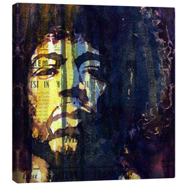 Lienzo  Jimmy Hendrix - Paul Lovering Arts