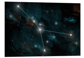 Forex  An artist's depiction of the constellation Cancer. - Marc Ward