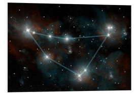 Forex  Artist's depiction of the constellation Capricorn the Sea Goat. - Marc Ward