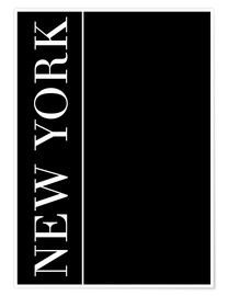 Póster NEW YORK | VERTICAL