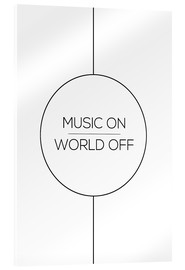 Stephanie Wünsche - MUSIC ON | WORLD OFF