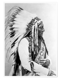John Parrot - Sioux Chief Sitting Bull