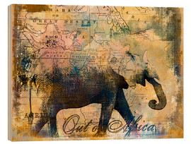 Madera  Out of Africa - Andrea Haase