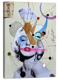 Lienzo  marylin for the abstract thinker  - Loui Jover