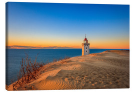Lienzo  Lighthouse in the dunes - Reemt Peters-Hein