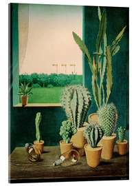 Metacrilato  Cacti and semaphores - Georg Scholz