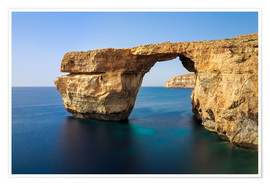 Póster  Azure Window - Reemt Peters-Hein