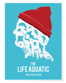 Póster The life aquatic
