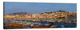 Lienzo  marseille panoramic - Vincent Xeridat