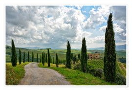 Póster Tuscany Impressions