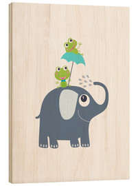 Jaysanstudio - Frogs and elephant