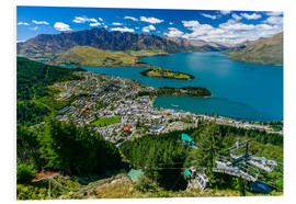 Cuadro de PVC  Queenstown New Zealand - Thomas Hagenau