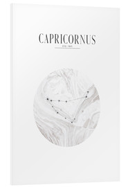 Cuadro de PVC  CAPRICORNUS | CAPRICORN - Stephanie Wünsche
