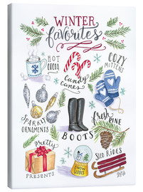 Lily & Val - winter Favourites