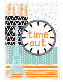 Póster  Time Out - Sybille Sterk