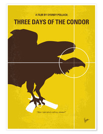 Póster Three Days Of The Condor