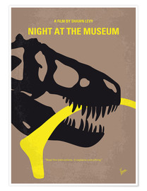 Póster Night At The Museum
