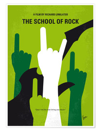 Póster The School Of Rock
