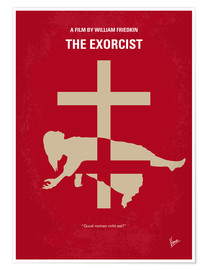 Póster The Exorcist