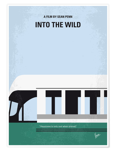 Póster Into the Wild