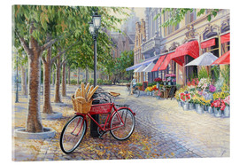 Metacrilato  Bicyclettes a Bruges - Paul Simmons