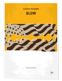 Póster Blow