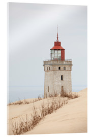 Cuadro de metacrilato  Lighthouse Rubjerg Knude