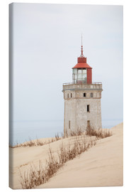 Lienzo  Lighthouse Rubjerg Knude