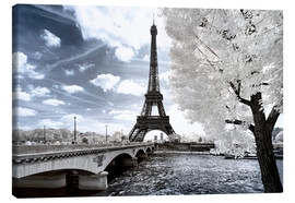 Lienzo  Another Look - Paris Eiffel Tower - Philippe HUGONNARD
