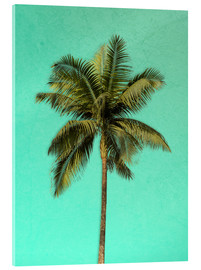 Cuadro de metacrilato  Palm tree - Alex Saberi