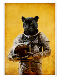 Póster Space Jag