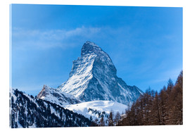 Cuadro de metacrilato  The Matterhorn, Switzerland