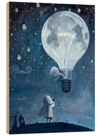 Madera  He gave me the brightest star - Adrian Borda