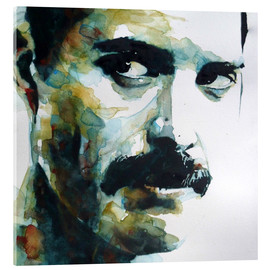 Cuadro de metacrilato  Freddie Mercury - Paul Lovering Arts