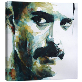 Lienzo  Freddie Mercury - Paul Paul Lovering Arts