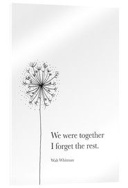 Metacrilato  We were together - RNDMS