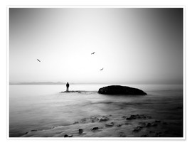Póster  Lucidity - George Christakis