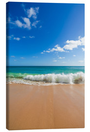 Lienzo  Awesome beach in Lagos at the Algarve - Dieterich Fotografie