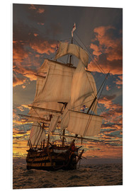 Forex  The HMS Victory - Peter Weishaupt
