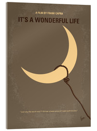 Metacrilato  My Its a Wonderful Life minimal movie poster - chungkong