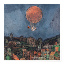 Paul Klee - The balloon